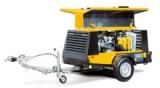 Компрессоры с дизельным двигателем
